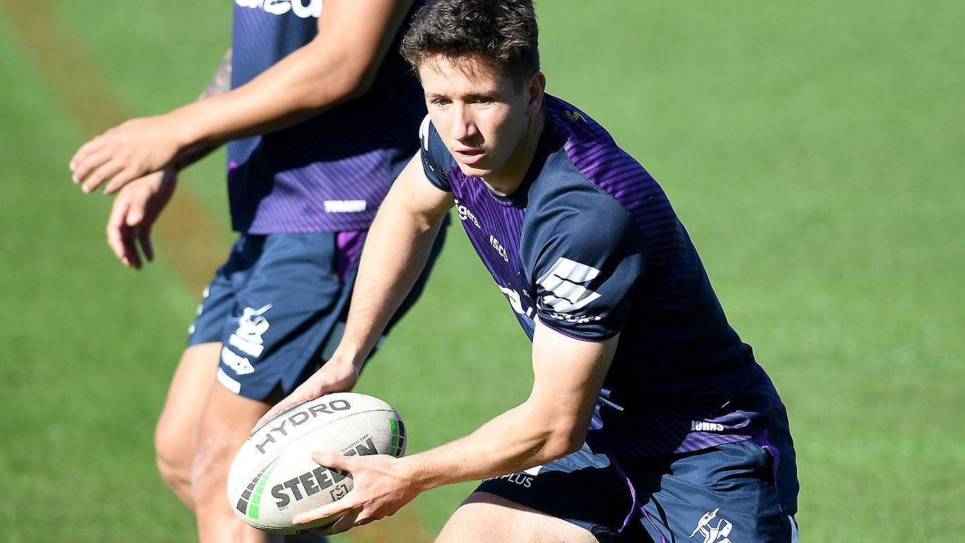 Storm coach Craig Bellamy lauds 'level-headed' Cooper Johns ahead of NRL debut against uncle Andrew