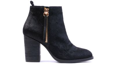 "<a href=""http://www.sirenshoes.com.au/boheme-pony.html?color=Black+Pony""> Boheme Pony Boot, $209.95, Siren</a>"