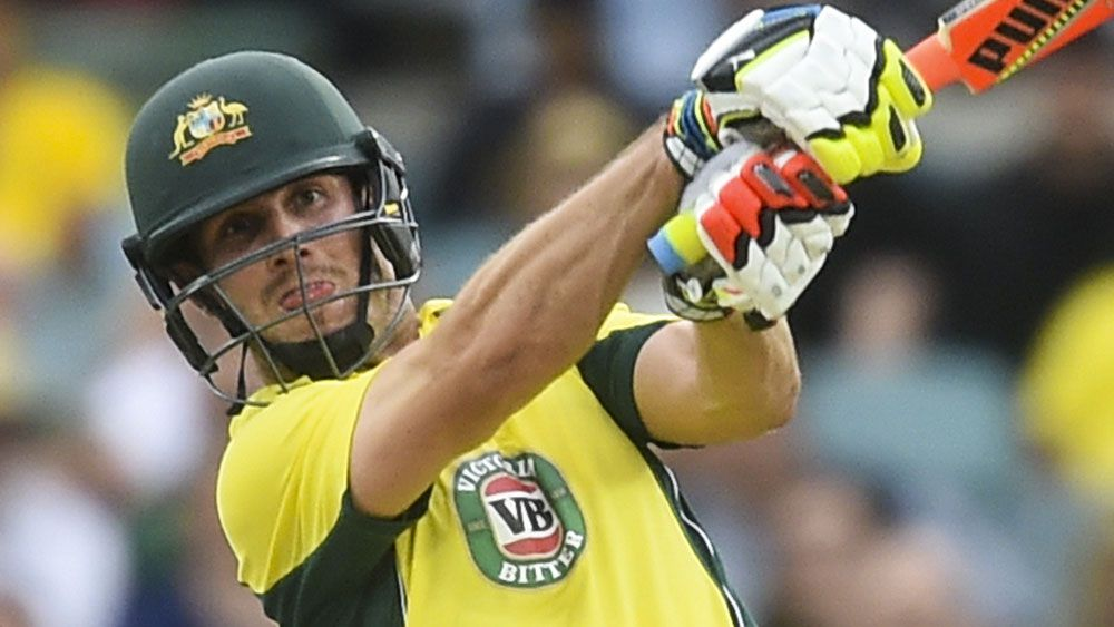 Mitch Marsh. (AAP)