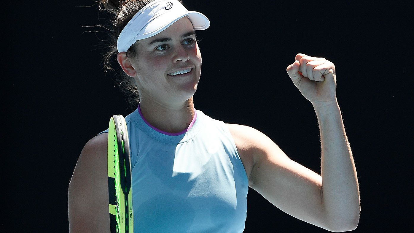 Jennifer Brady ends $5 billion American's dream Australian Open run to advance to semis