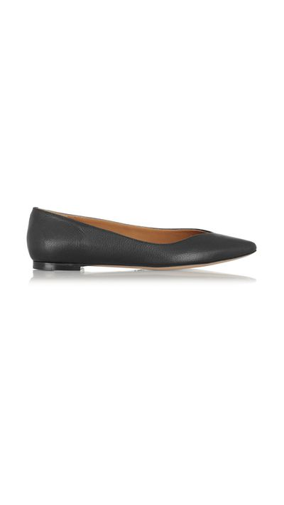 <p>These fashion favourites can be yours before pay day.</p><p> Chloé's butter-soft leather flats.</p>