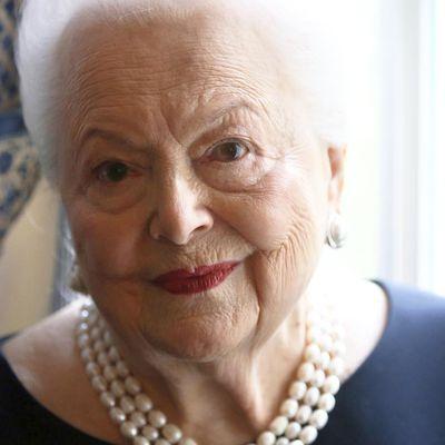 Dame Olivia de Havilland