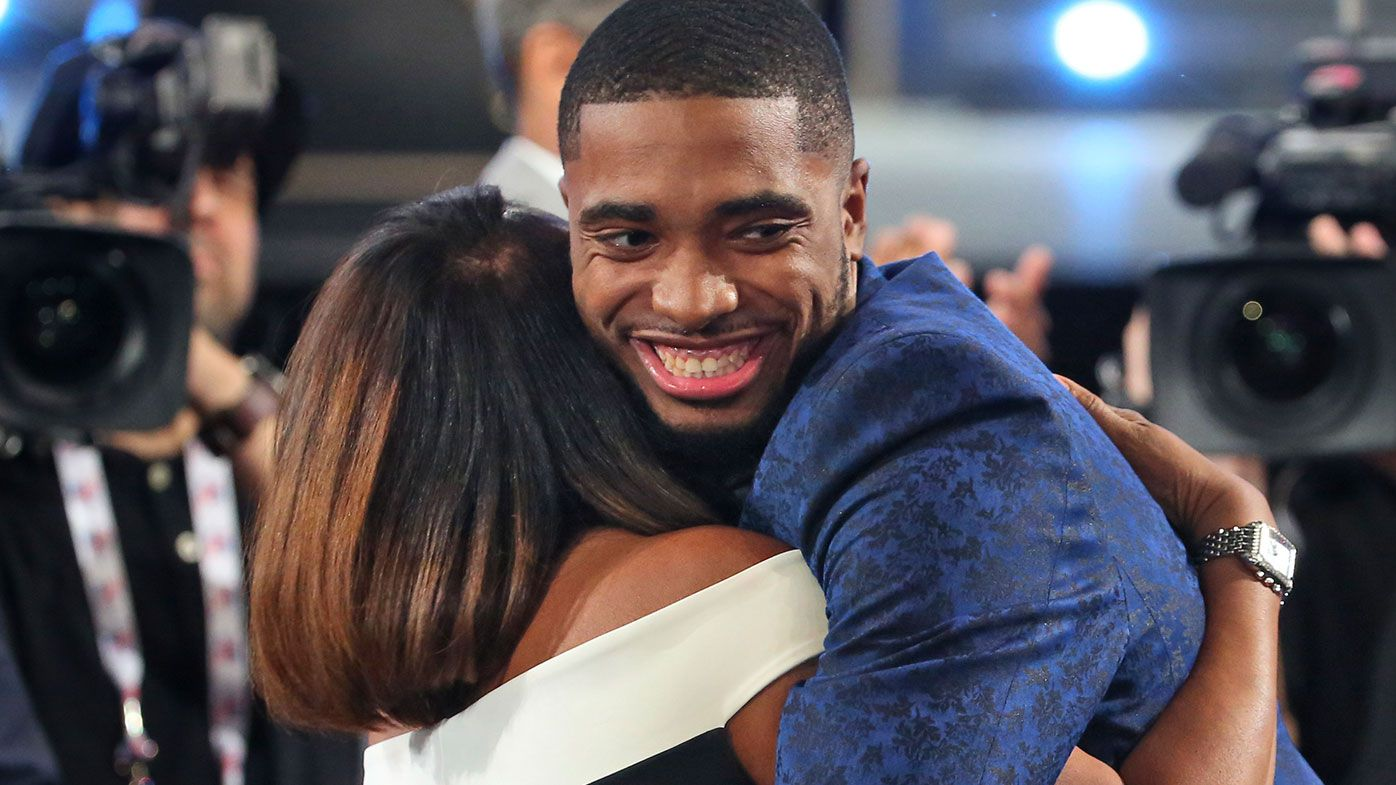 Mikal Bridges experiences NBA Draft heartbreak as he is traded away from hometown 76ers