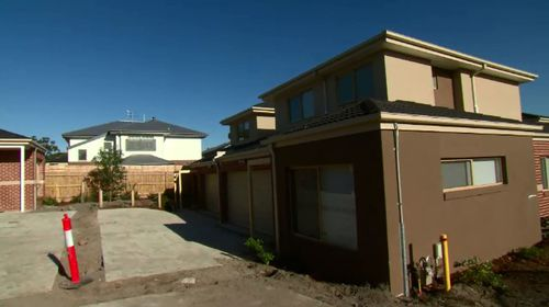 Some homeowners claim their new houses are not connected to power.