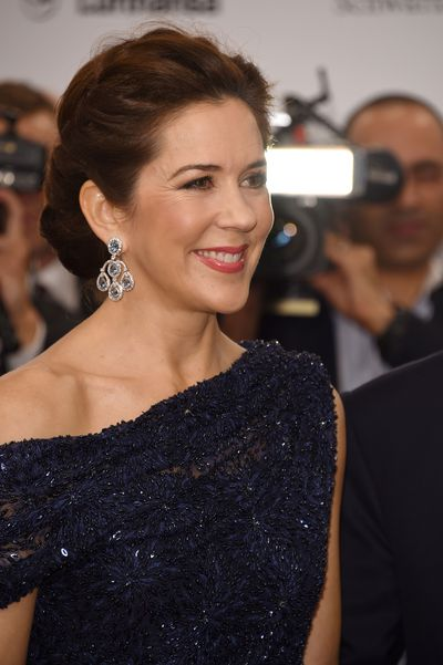 Princess Mary in 2014