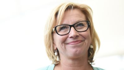 "<span class=""Apple-tab-span"" style=""white-space: pre;""></span>Vocal campaigner against domestic violence, Rosie Batty came in as the second highest cultural influence on Australia, second only to the royal commissioner, Peter McClellan. (AAP)"