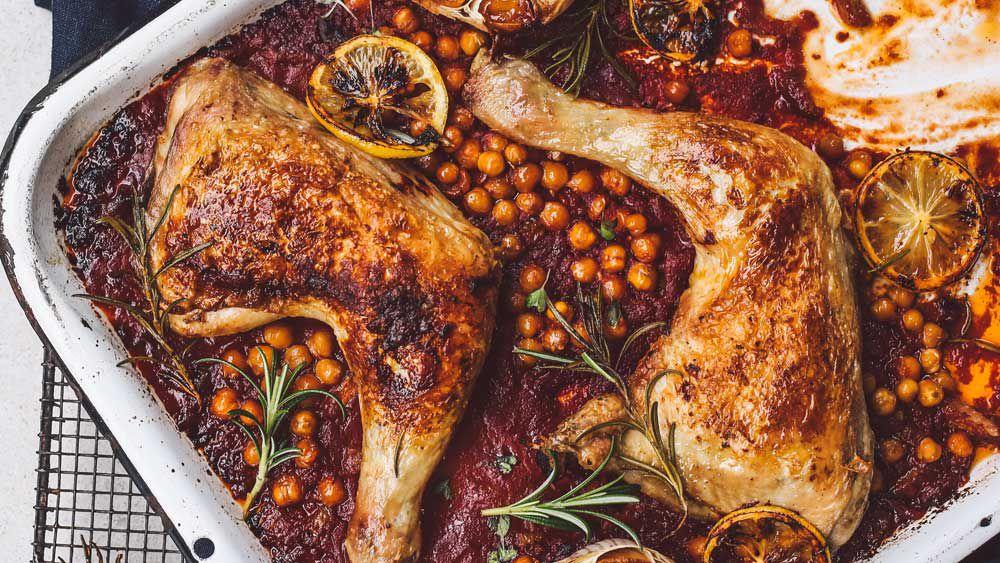 Chicken mediterraneo