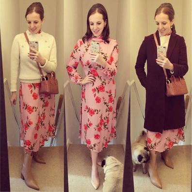 What to wear when working from home: Former Lady's Maid Alicia Healey's tips