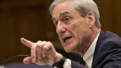 Former FBI Director and special counsel Robert Mueller. (AAP)