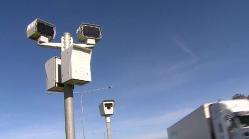 There are more than 340 speed cameras dotted across the state. (9NEWS)