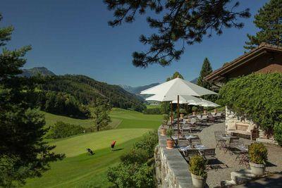 <strong>3. Burgenstock hotel, Obbuergen, Switzerland</strong>
