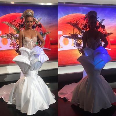 Miss Universe Australia costume 2017 revealed