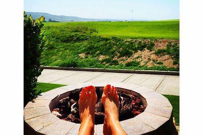 @annaheinrich1: It's tough #RCMemories  @RitzCarlton  #halfmoonbay