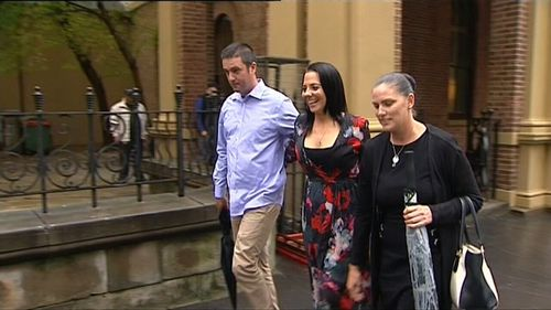 Ms Paepaerei's family said they were happy with the verdict, and that justice had been served. (9NEWS)