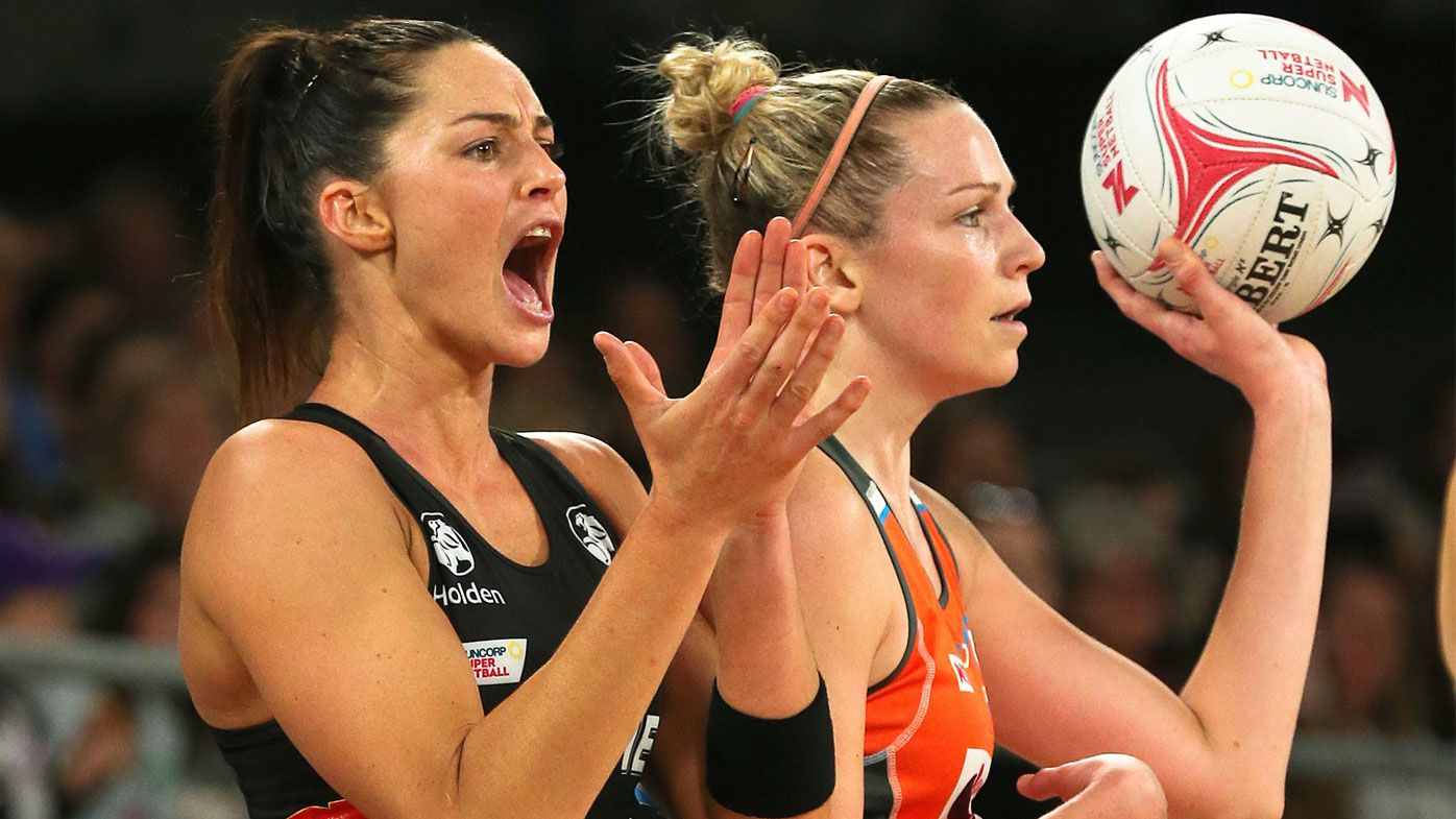 Giants set up Super Netball showdown after downing Magpies