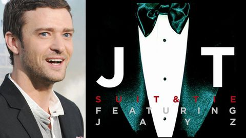 Leaked: Listen to Justin Timberlake's funky new song, featuring Jay-Z