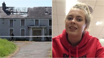 school girl Ana Kriegel's naked, bloodied body was found in an abandoned farmhouse in May. Two teens are charged with her murder.