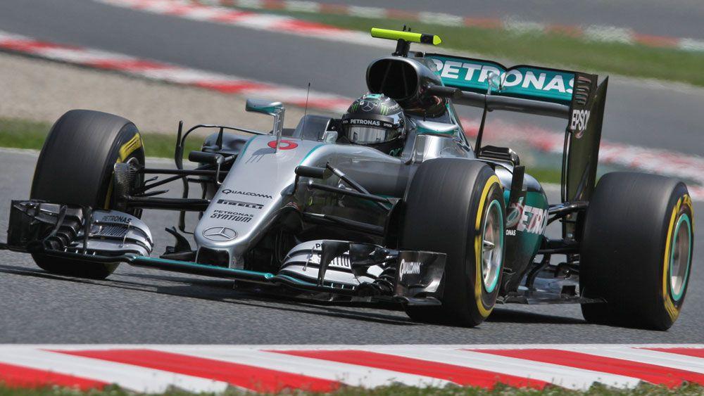 Nico Rosberg ((AAP)