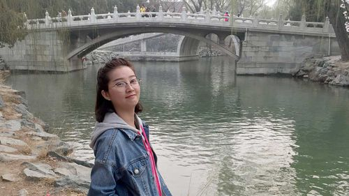 Yingying Zhang aspired to become a crop-sciences professor to help her working class family.
