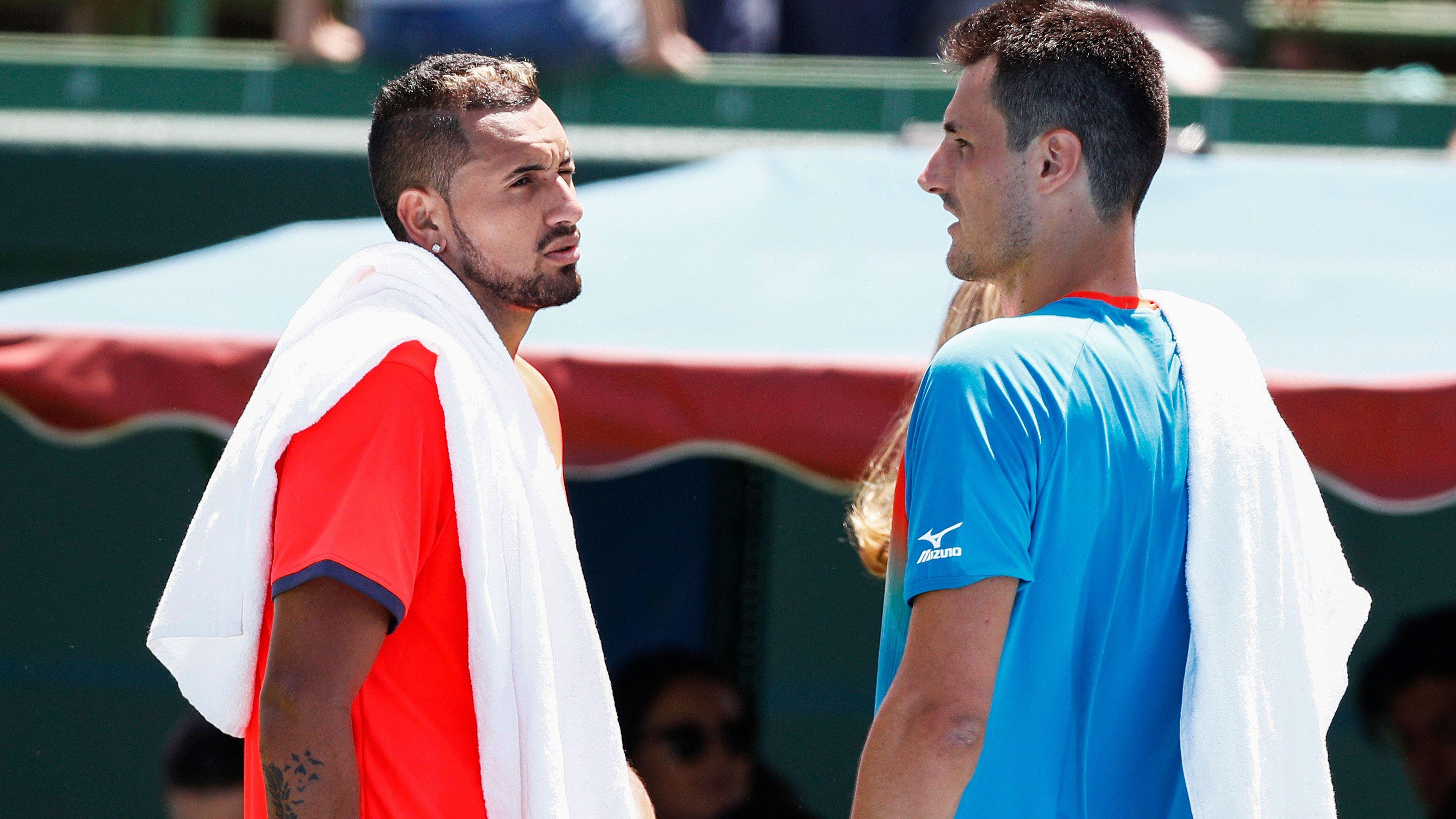 How Sam Groth sees the health of Australian men's tennis following Hewitt-Tomic feud