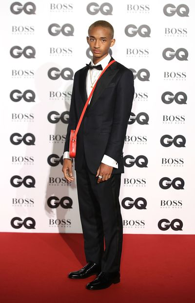 Jaden Smithat the BritishGQMen of the Year Awards