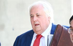 Clive Palmer charged with fraud over alleged multi-million-dollar money transfers