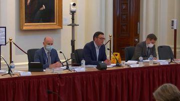 Coronavirus: Brett Sutton's emails revealed in hotel quarantine inquiry