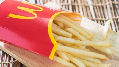 McDonald's french fries could cure baldness