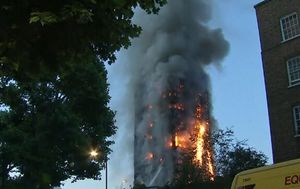 Grenfell Tower fire toll officially 71
