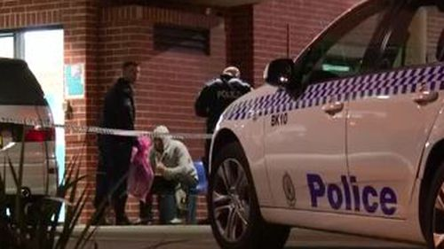 Man and woman in hospital after shooting in Sydney's southwest