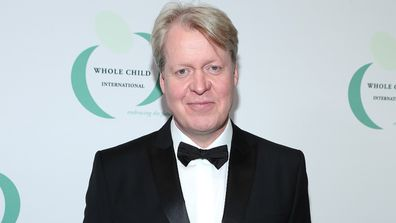 Earl Spencer brother of Princess Diana