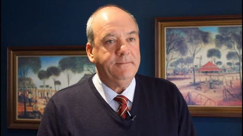 "Daryl Maguire says resigning and triggering a by-election is ""unreasonable"". Picture: Supplied"