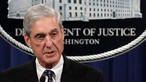 Robert Mueller took the extraordinary step of holding a press conference to announce that Donald Trump had not been exonerated in his criminal investigation.