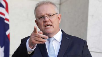 Prime Minister Scott Morrison has extended JobKeeper and JobSeeker.