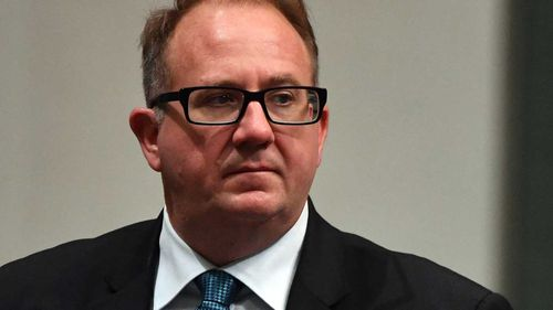 David Feeney has also referred himself over citizenship fears. (AAP)