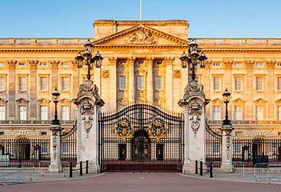 Buckingham Palace (Getty)