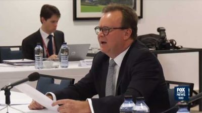 Rugby chief Pulver faces Senate grilling