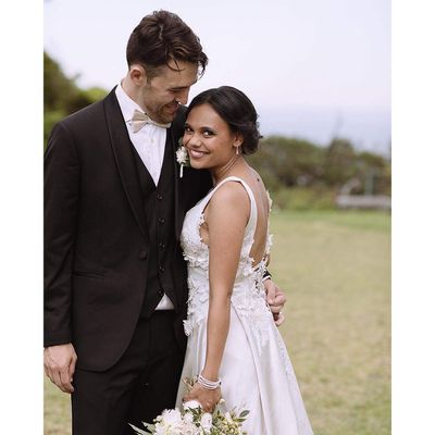 James Colley and Miranda Tapsell