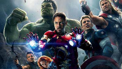 9. Avengers: Age of Ultron