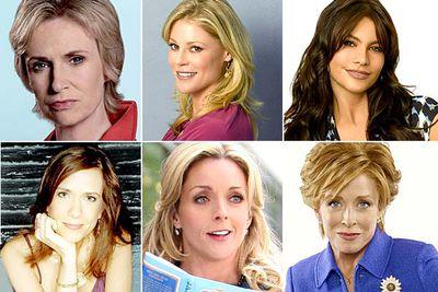 Jane Lynch, <I>Glee</I><br/><br/>Julie Bowen, <I>Modern Family </I><br/><br/>Sofia Vergara, <I>Modern Family </I><br/><br/>Kristen Wiig, <I>Saturday Night Live</I><br/><br/>Jane Krakowski, <I>30 Rock</I><br/><br/>Holland Taylor, <I>Two And A Half Men</I>