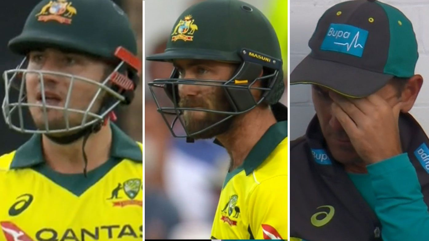 Horror Marcus Stoinis run out sums up Australia's day in 3rd ODI vs England
