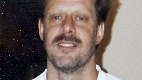 Stephen Paddock turned the gun on himself after his shooting rampage. Image: Supplied