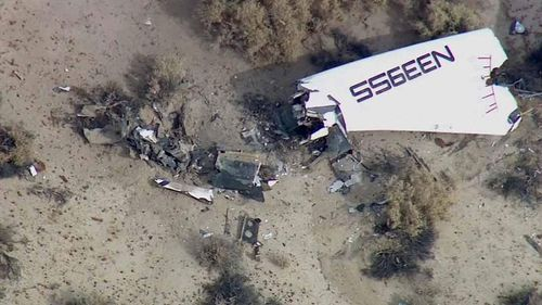 Virgin Galactic crash 'sets back space tourism by years'
