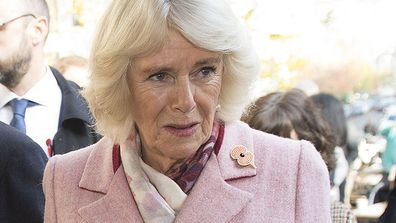 Duchess of Cornwall cancels engagement chest infection 2