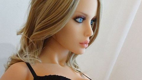 Sex doll Samantha has reportedly been upgraded to shut down after aggressive advances.