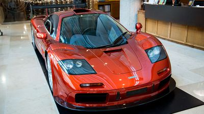 What it really costs to run a McLaren F1