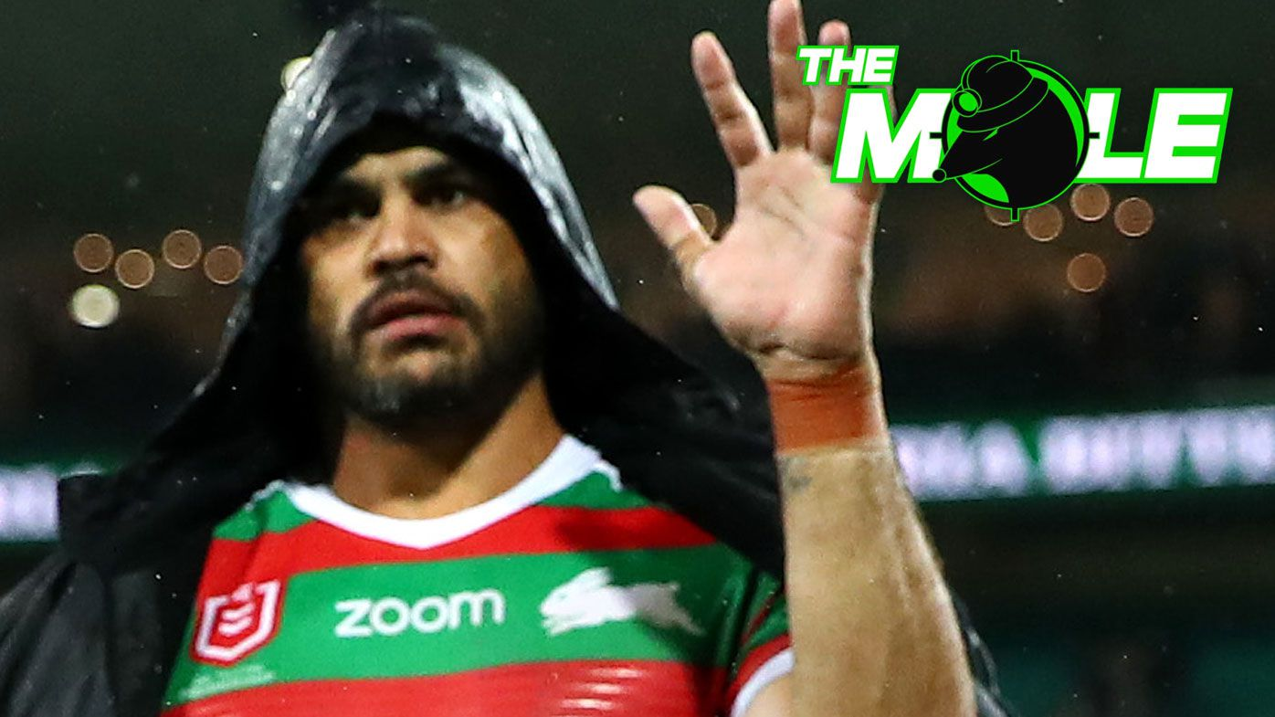 Greg Inglis retirement speculation increases as Rabbitohs chase Bryson Goodwin