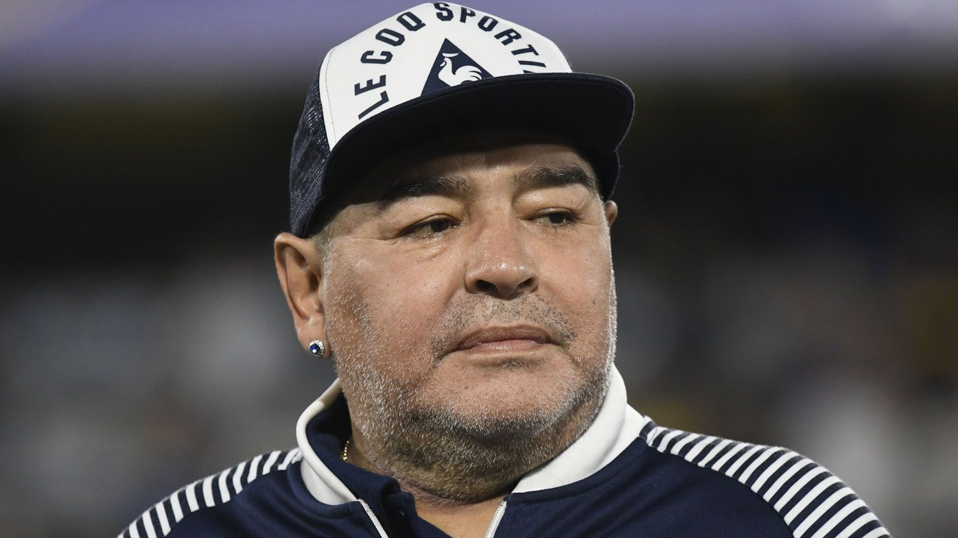Diego Maradona's daughter lashes out after Argentine football legend's autopsy results are revealed