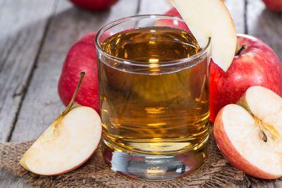 Swap fruit juice (46 calories/100ml)…