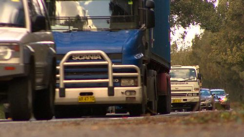 It's part of a bigger $1.9 billion road safety package promised over the next five years. Picture: 9NEWS